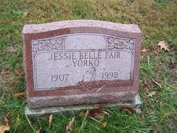 Jessie Belle <I>Fair</I> Yorko