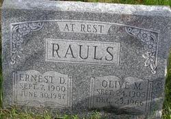 Ernest D. Rauls