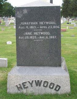 Jonathan Heywood
