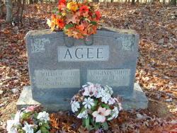 Virginia <I>Smith</I> Agee