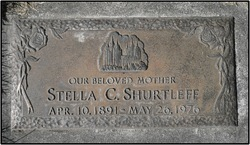 Stella <I>Cahoon</I> Shurtleff