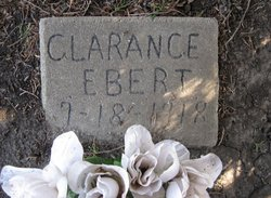 Clarance Ebert