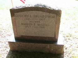 Marion E <I>McLean</I> Grundstrom
