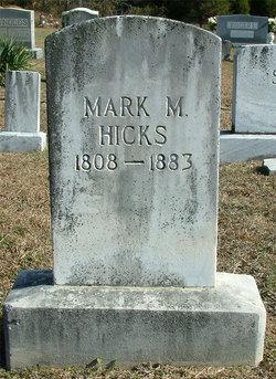 Mark Moore Hicks