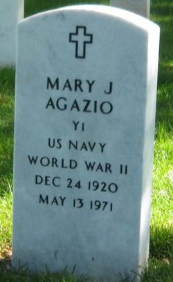 Mary Jeanette Agazio