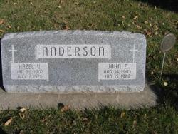 John Emil Anderson