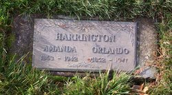 Amanda M. <I>Ray</I> Harrington