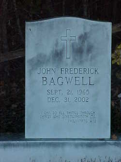 John Frederick Bagwell