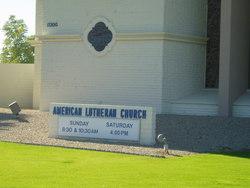 American Lutheran Church Columbarium