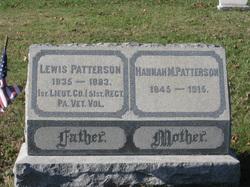 Lieut Lewis Patterson