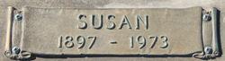 Susan Francis <I>Nabors</I> Benton