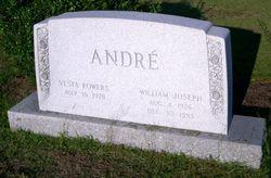 Vesta <I>Powers</I> Andre