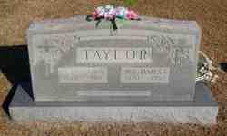 Pasiad Mahala <I>Adams</I> Taylor