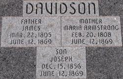 Maria <I>Armstrong</I> Davidson
