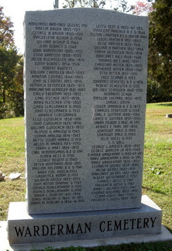Warderman Cemetery