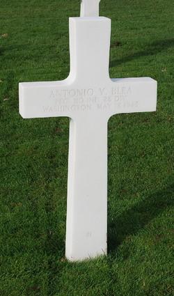 PFC Antonio V Blea