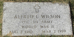 Alfred L Wilson