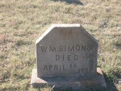 W M Simons