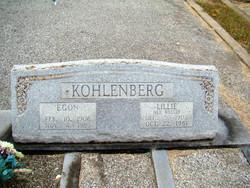 Lillie Elsa <I>Weller</I> Kohlenberg