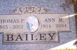 Ann Marie <I>Mariani</I> Bailey