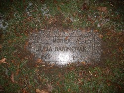 Julia <I>Ivanova</I> Babinchak
