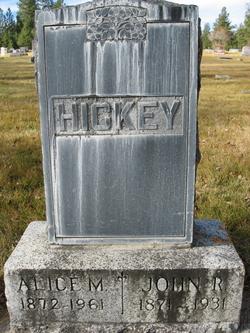 Alice Mae <I>Chilson</I> Hickey