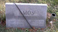Alberta O. Amos