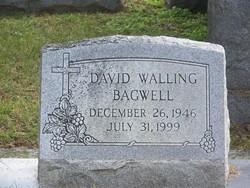 David Walling Bagwell