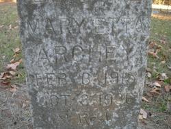 Mary Etta Archey