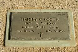 Stanley C Cooper