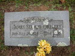 James Stamps O'Kelley