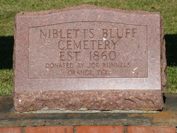 Nibletts Bluff Cemetery