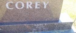 Alexander L Corey, Jr