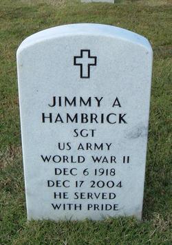 Jimmy A. Hambrick