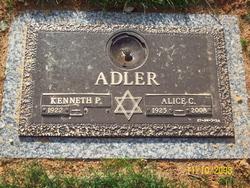 Alice C Adler