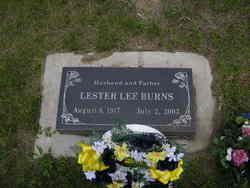 Lester Lee Burns
