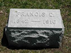 Frances D. <I>Weed</I> Armstrong