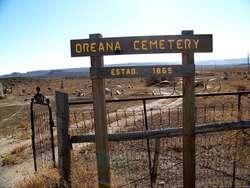 Oreana Cemetery