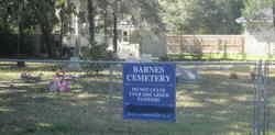 Barnes Memorial Cemetery