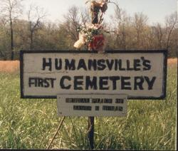 Humansville's First Cemetery