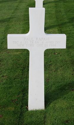 Tec4 Paul Rapavi