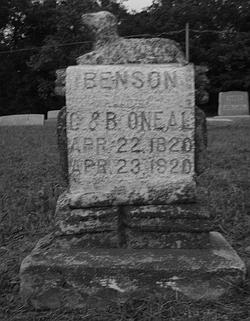 Benson O'Neal