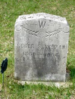 Roger S Wyman