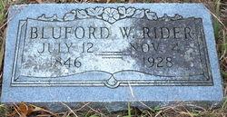 Bluford West Rider