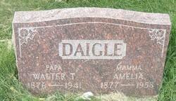 Walter T Daigle
