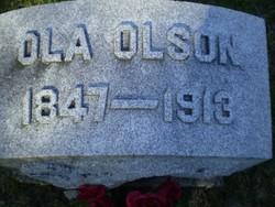 Ola Olson