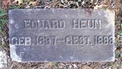 Eduard Heun