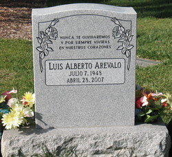 Luis Alberto Arevalo