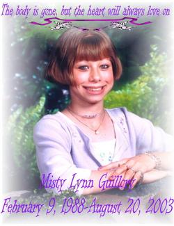 Misty Lynn Guillory
