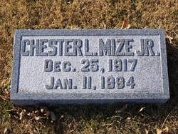 Chester Louis Mize, Jr